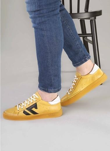MUWAGO Sneakers Sarı